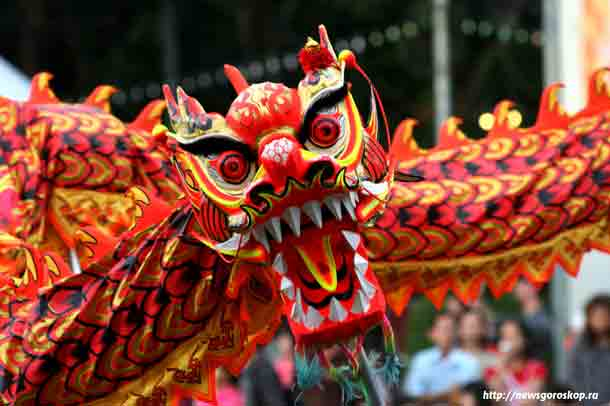 Китай, Дракон