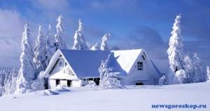 Декабрь, Зима