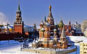 Москва, Кремль, Россия