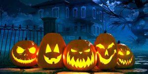 Halloween, Гадания на Хэллоуин