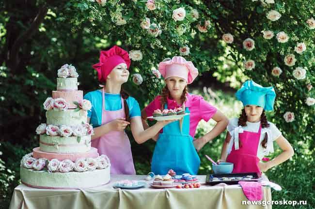 Еда, кулинария, торт