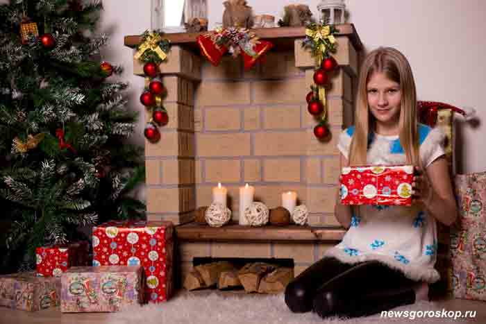 Новый год, новогодние подарки