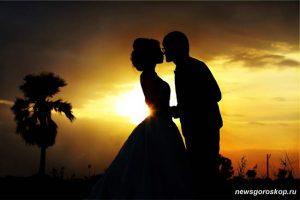 свадьба, любовь