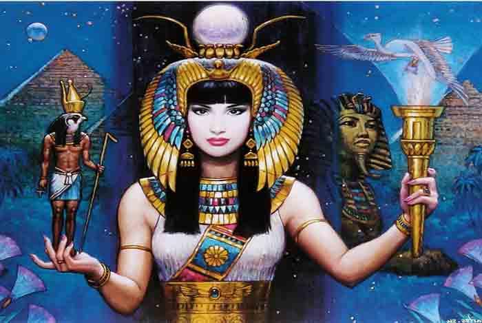 Египет, Египетский гороскоп, Египетский бог