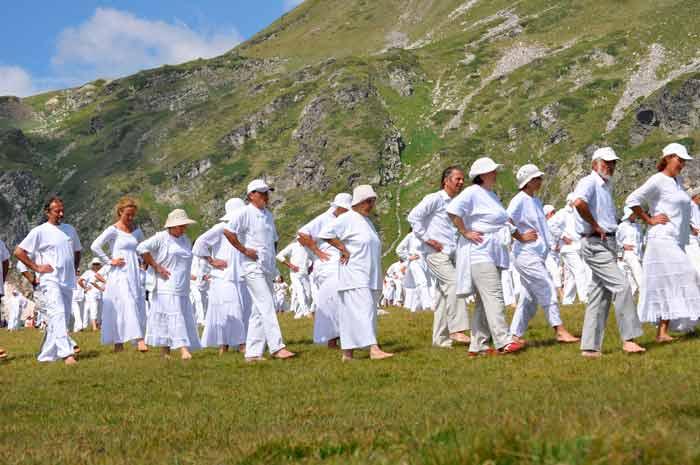 Панэвритмия. Танец единения с природой