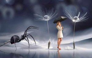 благоприятные, неблагоприятные, зонтик