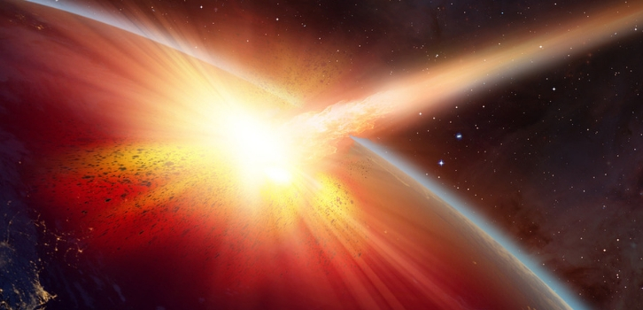 космос, комета, катастрофа, апокалипсис