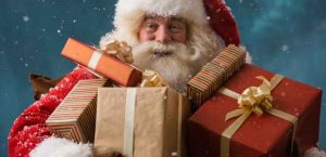 Дед Мороз, Новый Год, подарки