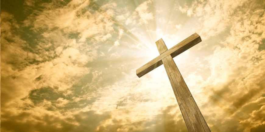 рай, крест, христианство