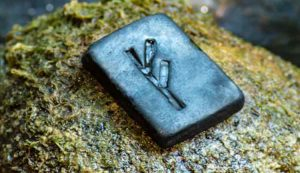 Руна Феху – символ материального достатка и процветания
