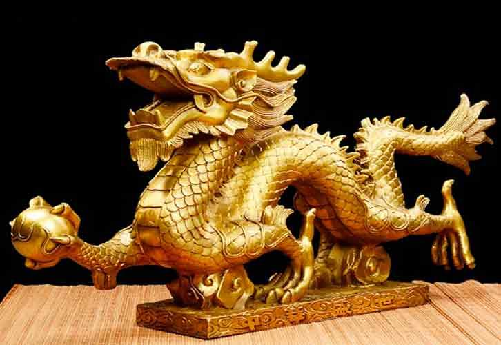 Китайская энергопрактика: Благородный дракон избавляет от безденежья