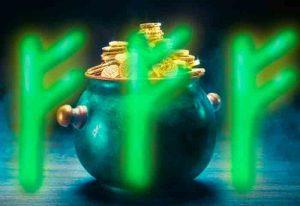 Программируем денежную удачу через руну Феху