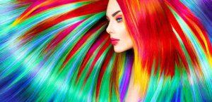 волосы, цвет, прическа, девушка